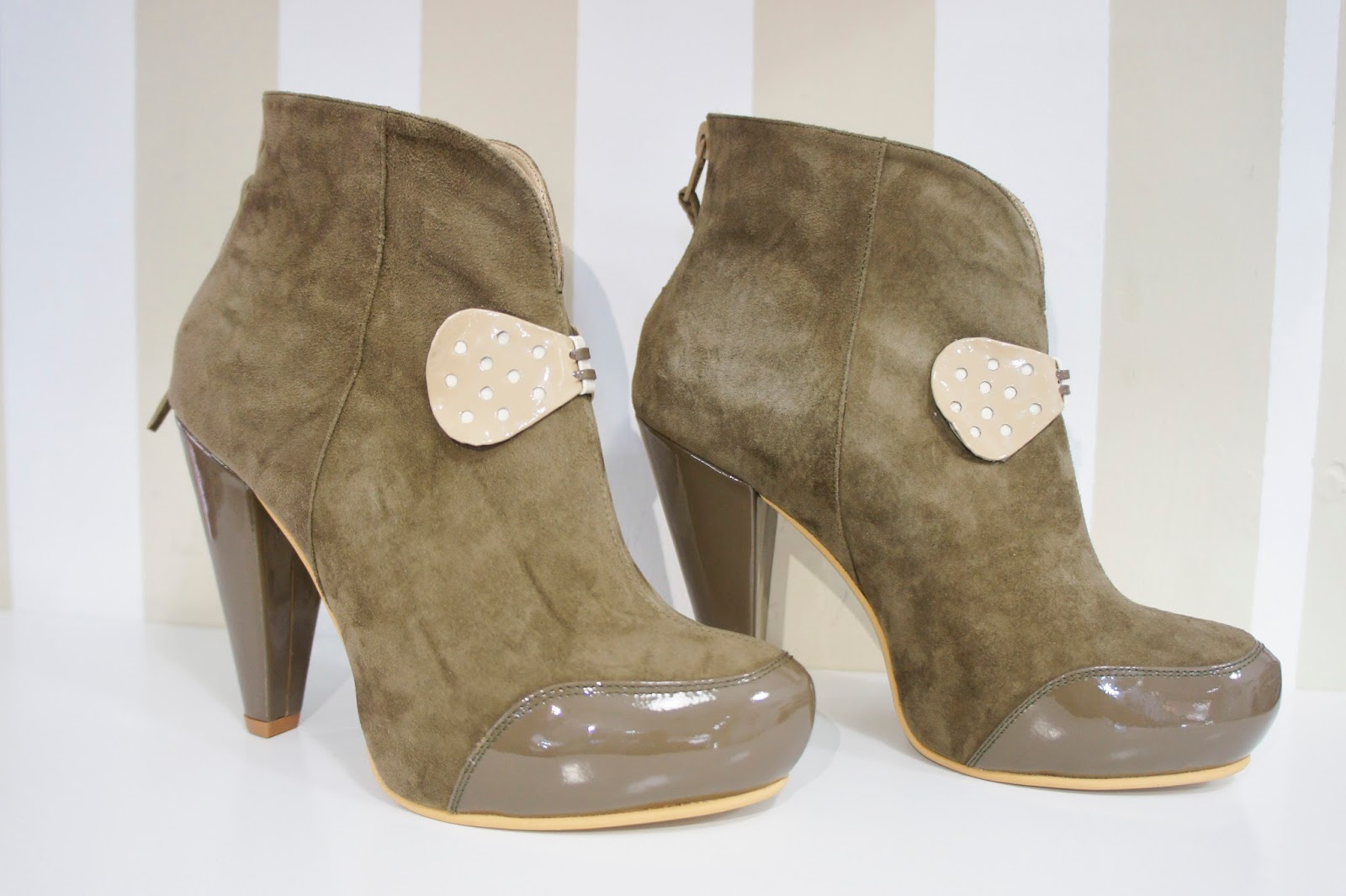 Lana Bang - Zapatos de Diseño, botines