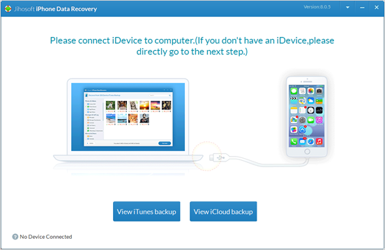 iPhone Photo Recovery: Recover Deleted Photos from iPhone without Backup
