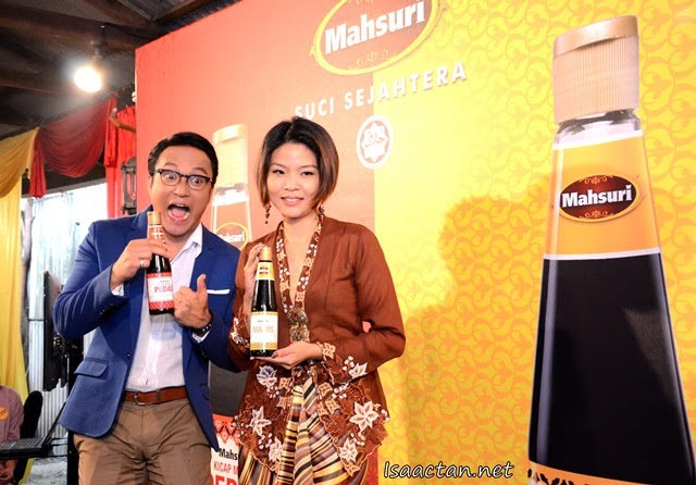 Mahsuri Soy Sauce Launched In Malaysia