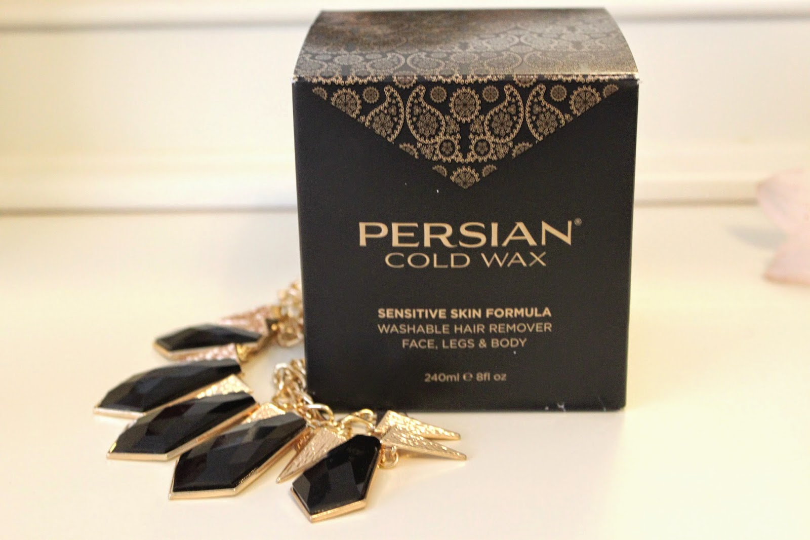 Missrubyroo Beauty Blog Persian Cold Wax Hair Remover Review