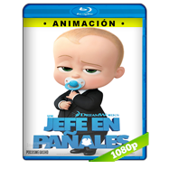 Un jefe en pañales (2017) Full HD 1080p Audio Dual Latino-Ingles
