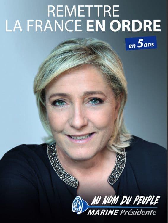 Marine Le-Pen