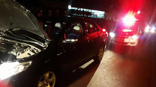 Veículo clonado e com registro de furto é recuperado pela PM de Mogi Guaçu(SP)