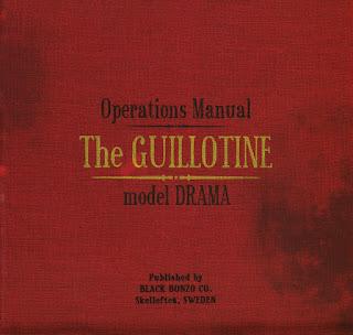 Black Bonzo - 2009 - Guillotine Drama