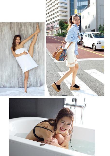 小山ひかる Koyama Hikaru my Off & White days Images