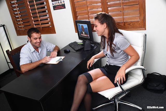 как секретарши развлекают своих шефов невеста решили