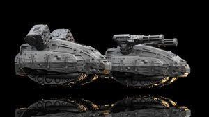 Charon Light Infantry Transport picture 7