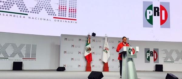 PRI ofrece un México de progreso, después de una administración exitosa: Peña Nieto