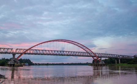 Jembatan Kahayan barito palangkaraya
