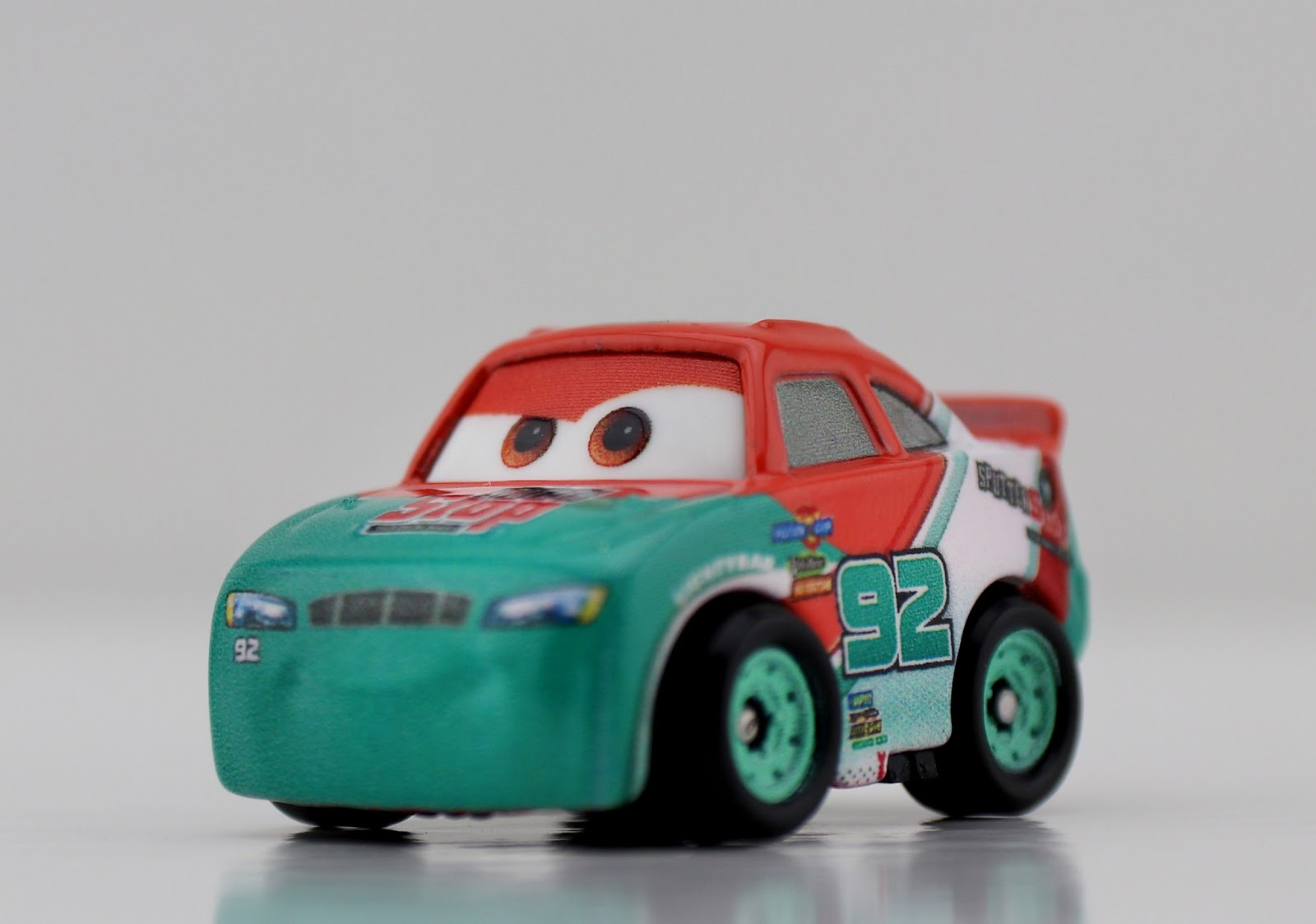 cars 3 mattel mini racers blind bags guide sputter stop