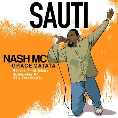 Nash Mc Ft. Grace Matata - Sauti