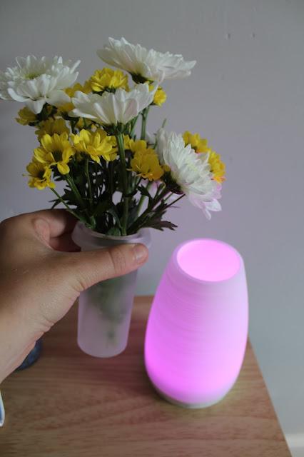 Doonne Vase Lamp
