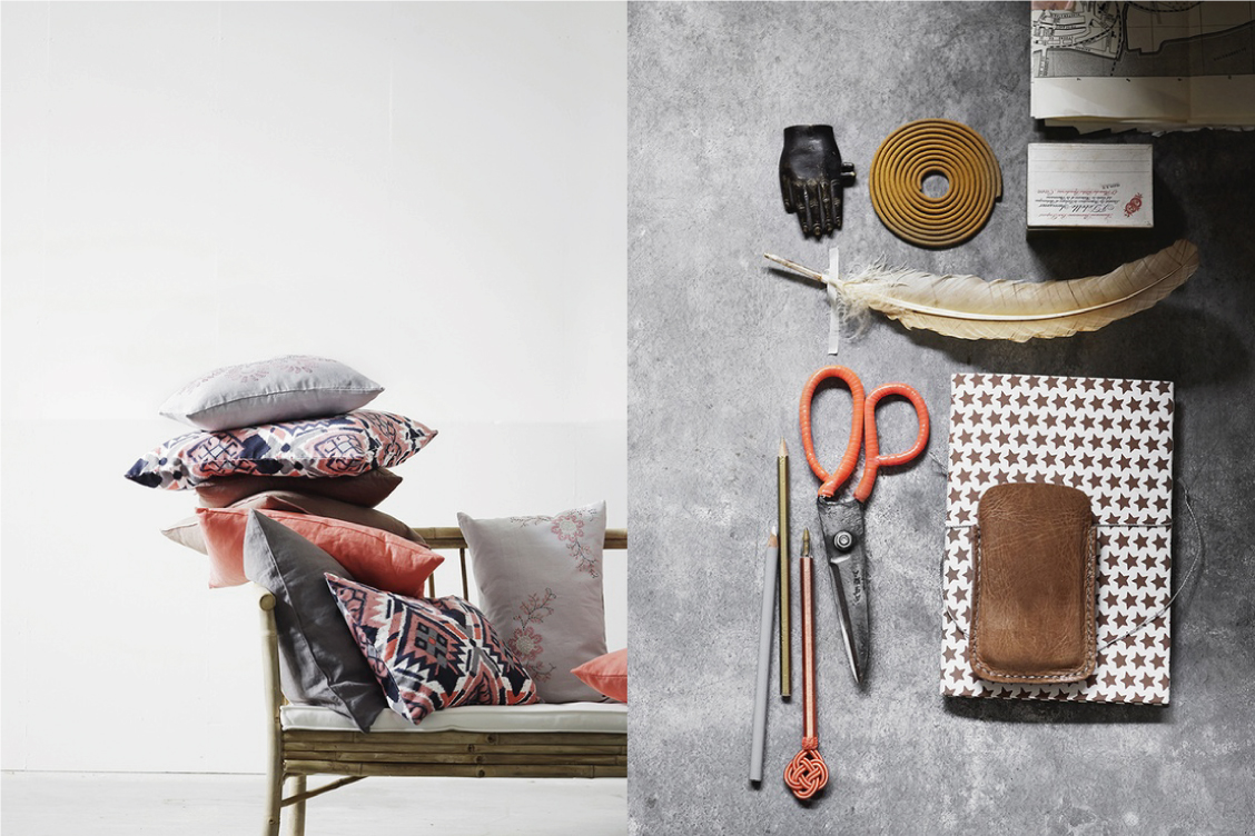Mobili Scandinavi On Line : Tinekhome: design scandinavo con influenze etniche blog di