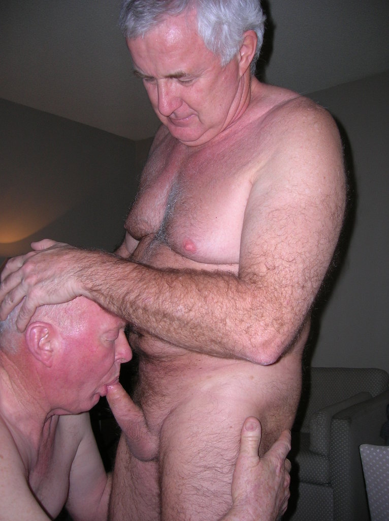 porn bears old man