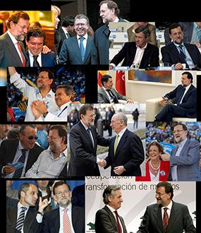 el villano arrinconado, humor, chistes, reir, satira, Rajoy, PP