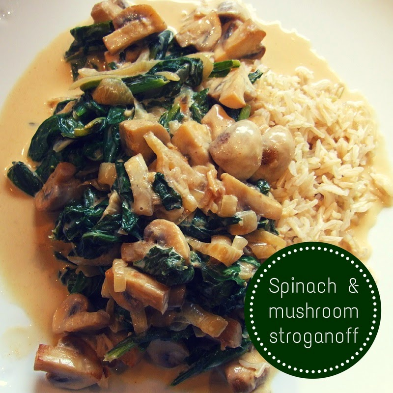 Spinach And Mushroom Stroganoff Recipe - Kusina Master Recipes