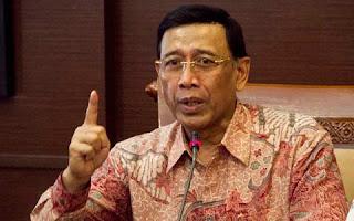 Menteri Koordinator bidang Politik