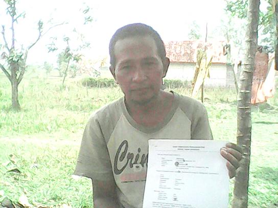 Proyek Jalan Tol, Pembebasan Tanah Desa Tanjung Sari Tak Ada Kejelasan