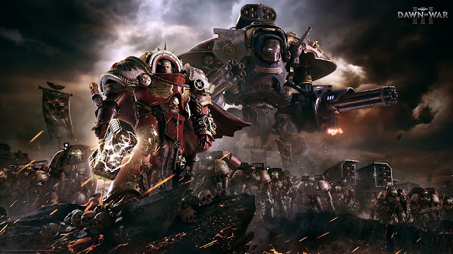 Artwork for Dawn of War III