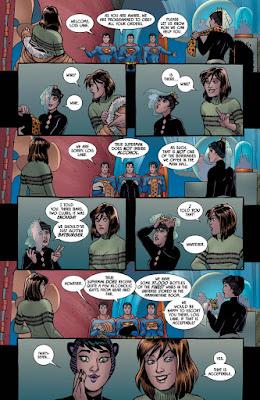"""Preview de """"Batman núm68"""", de Tom King y Amanda Conner."""