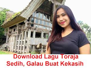 Download Lagu Toraja Sedih, Galau Buat Kekasih