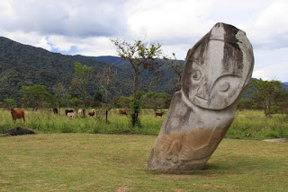 Mystery Of Megalithic sculptures In Bada Valley Central Sulawesi