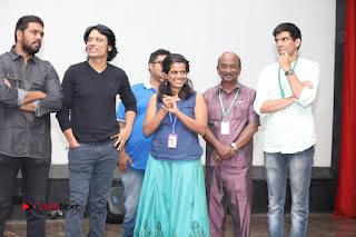 Iraivi Team Pos at 14th Chennai International Film Festival Event  0023.jpg