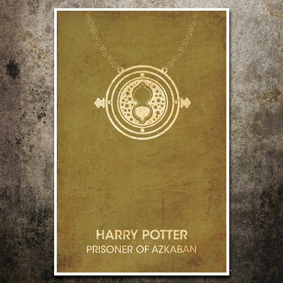 Crafts From A Ravenclaw: Harry Potter Graphic Posters