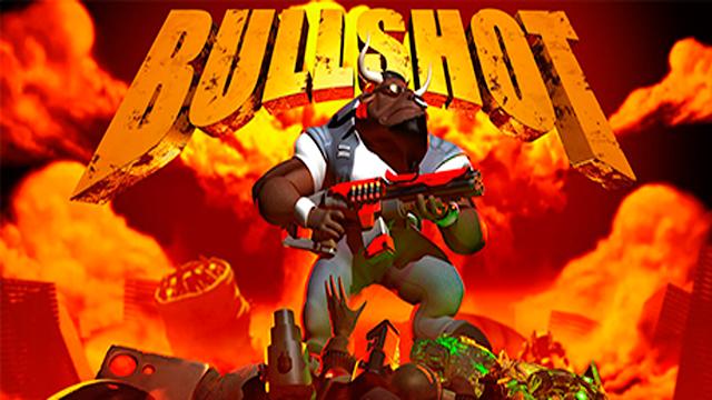 لعبة الاكشن الرائعة Bullshot 2016