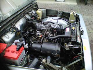 Mesin Suzuki Katana