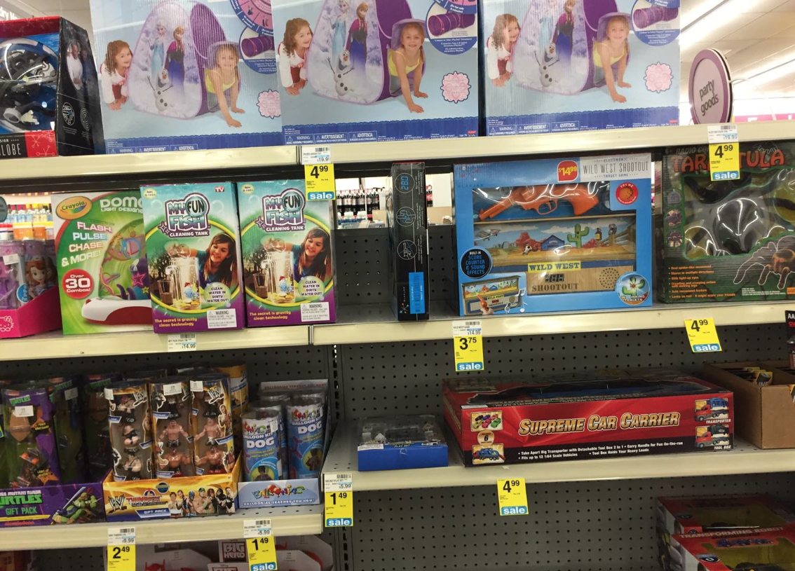 Arizona Families: CVS Toy and Holiday Clearance up to 75% Off