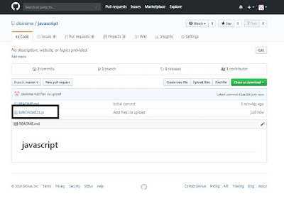 Cara Mendaftar dan Mengupload File di Github