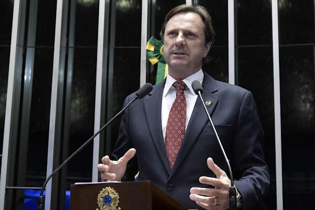 Presidiário que dá expediente no Congresso, Acir Gurgacz é 'barrado' em saidão de Brasília