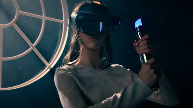 Star Wars: Jedi Challenges, nuevo juego de realidad virtual de Star Wars