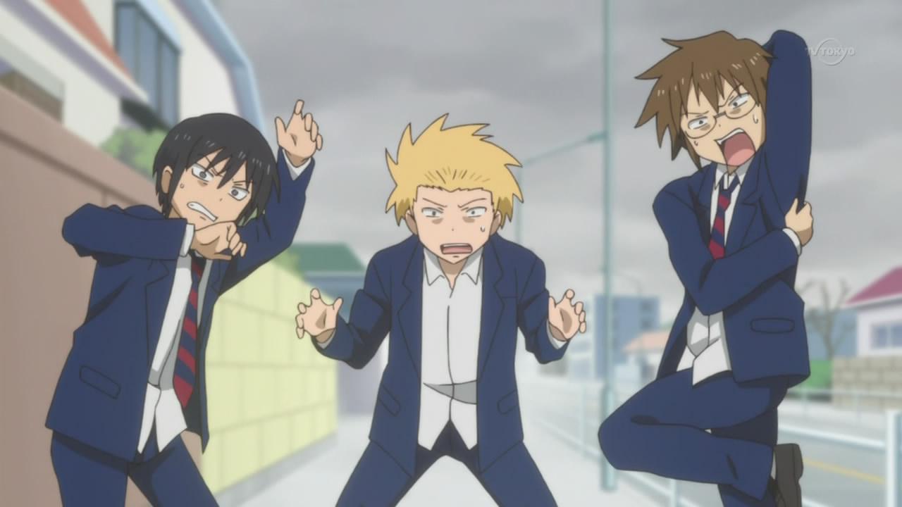 Ini Dia 5 Anime Tentang Anak Sma Yang Wajib Ditonton Semua Halaman Hai