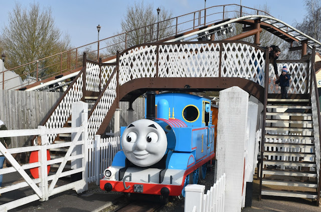 Thomas at Thomas Land, Drayton Manor