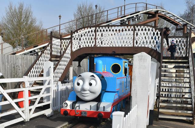Thomas at Thomas Land, Drayton Manor