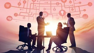 智能合約於金融保險產業應用