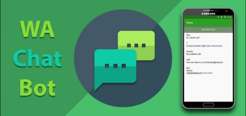 How to create whatsapp bot auto responder like duta ~ erudipedi