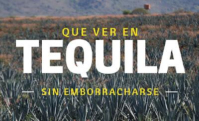 Qué ver en Tequila sin emborracharse