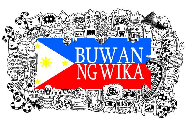 Slogan Wikang Filipino Pambansan