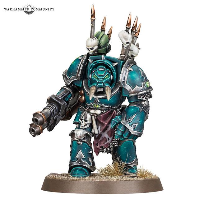 Exterminador Alpha Legion