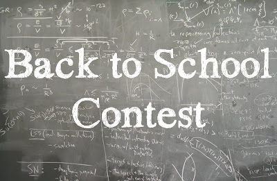 Aag Team Contest Back To School