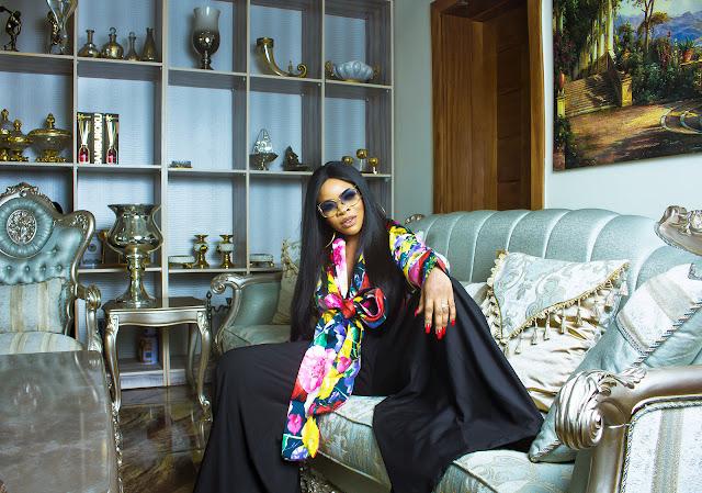 Stunning new photos of Laura Ikeji Kanu