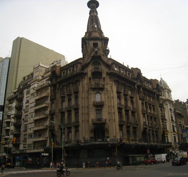 Confitería El Molino, Monumento Histórico Nacional