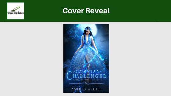 Cover Reveal: Olympian Challenger by Astrid Arditi @astrid_arditi @yaboundtourspr