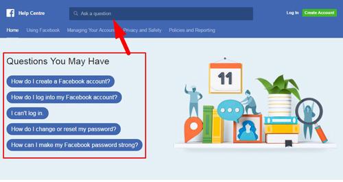 Facebook Help Center Phone Number