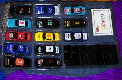 1991 Sears Racing Champions #91 Set NASCAR diecast blog