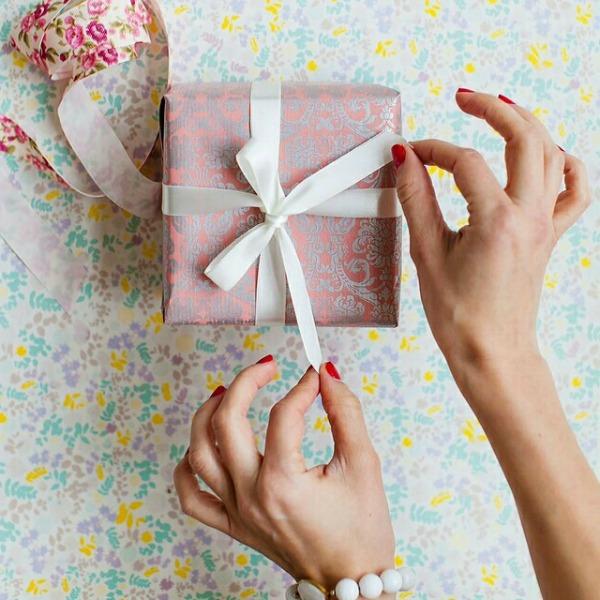 Embrulhos de Presentes
