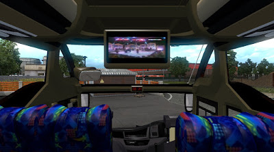 Interior Laksana SR2 HD Prime